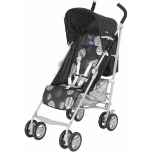 black Chicco London stroller