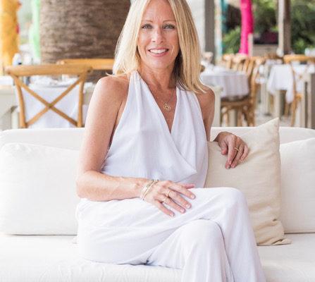 Natalie Chaponnel - White Ibiza